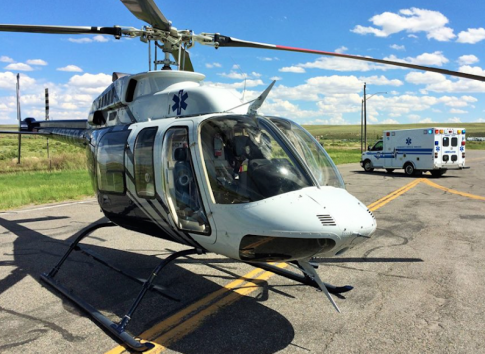Off Market Aircraft in Utah: 1996 Bell 407 - 3