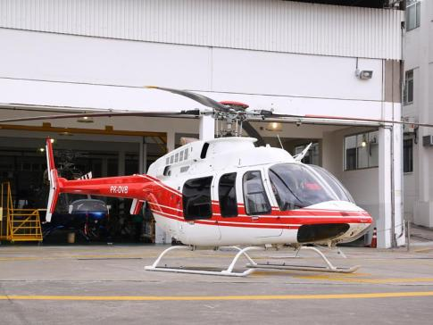 Off Market Aircraft in São Paulo: 2006 Bell 407 - 1