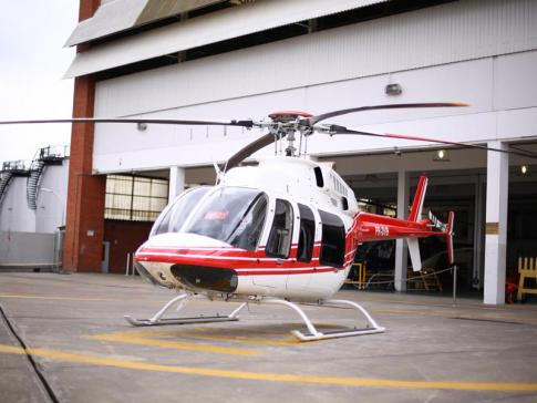 Off Market Aircraft in São Paulo: 2006 Bell 407 - 2