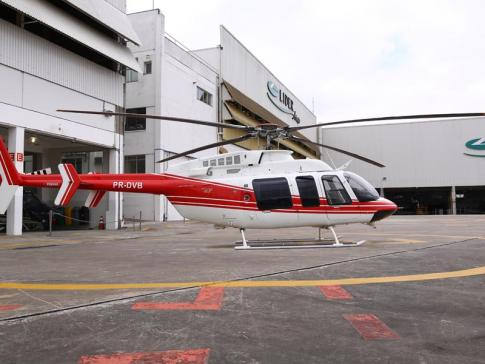 Off Market Aircraft in São Paulo: 2006 Bell 407 - 3