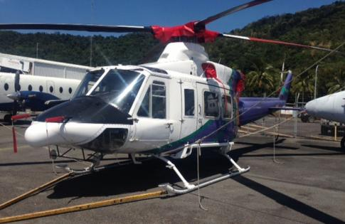 Aircraft for Sale/Lease in Singapore: 1991 Bell 412HP - 1