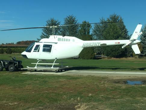 Off Market Aircraft in New York: 1972 Bell 206B - 1