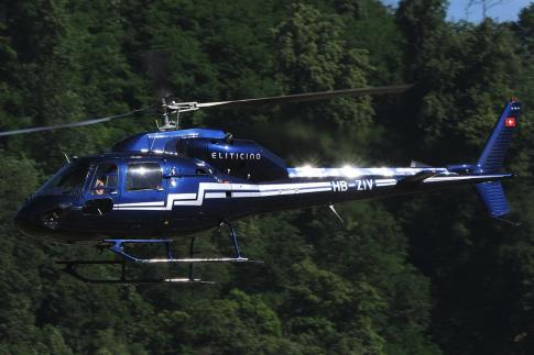 Off Market Aircraft in Switzerland: 1989 Eurocopter AS 355F2 - 1