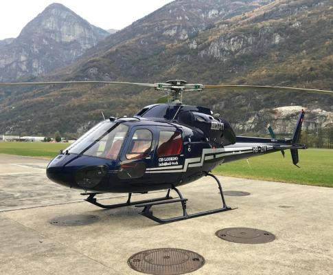 Off Market Aircraft in Switzerland: 1989 Eurocopter AS 355F2 - 2