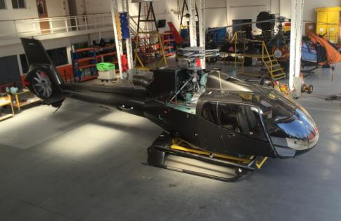 Off Market Aircraft in Chile: 2003 Eurocopter EC 130-B4 - 1