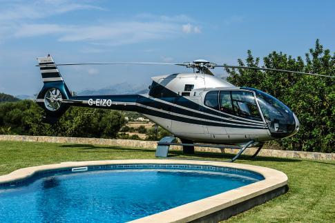 Off Market Aircraft in UK: 2000 Eurocopter EC 120 - 3
