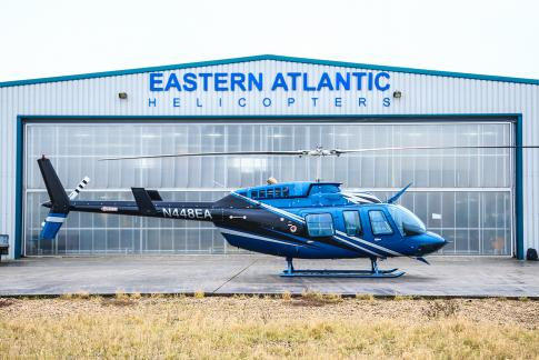 Off Market Aircraft in UK: 2013 Bell 206L4 - 1