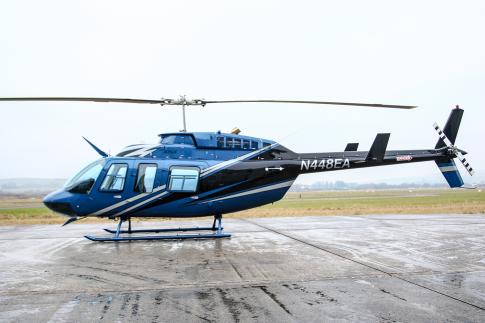 Off Market Aircraft in UK: 2013 Bell 206L4 - 3