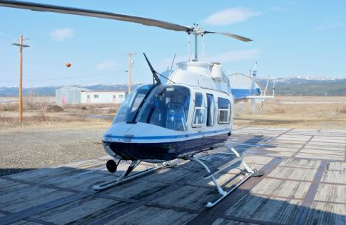 Off Market Aircraft in Canada: 1999 Bell 206L4 - 1