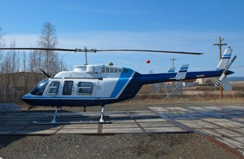 Off Market Aircraft in Canada: 1999 Bell 206L4 - 3