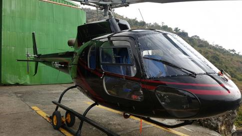 Off Market Aircraft in UK: 2011 Eurocopter AS 350B3 - 1