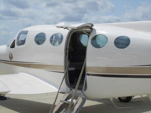 Off Market Aircraft in Texas: 1974 Cessna 421B - 3