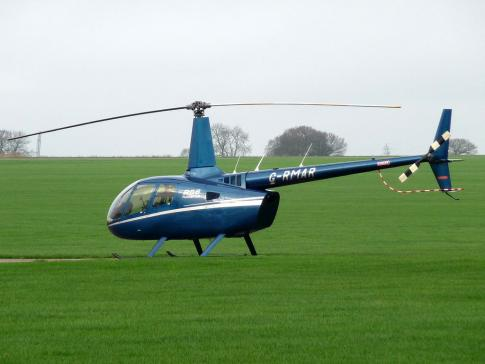 Off Market Aircraft in UK: 2012 Robinson R-66 - 1