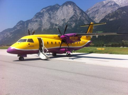 Off Market Aircraft in Austria: 2000 Dornier Do-328-110 - 1