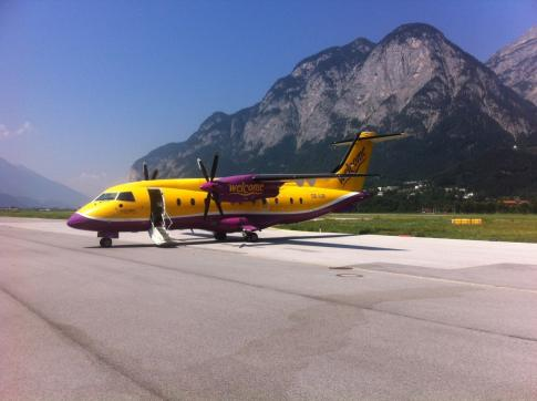 Off Market Aircraft in Austria: 2000 Dornier Do-328-110 - 3