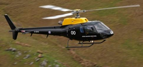 Off Market Aircraft in UK: 1990 Eurocopter AS 350B2 - 1