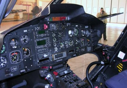 Off Market Aircraft in UK: 1990 Eurocopter AS 350B2 - 2