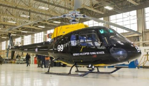 Off Market Aircraft in UK: 1986 Eurocopter AS 350B2 - 1
