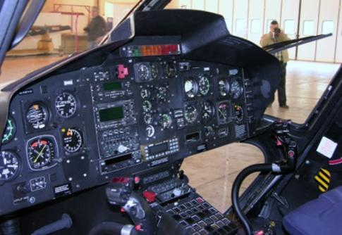 Off Market Aircraft in UK: 1986 Eurocopter AS 350B2 - 2