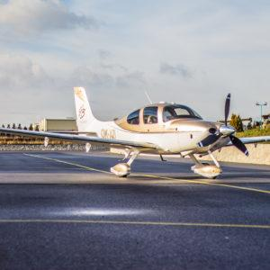 Off Market Aircraft in Czech Republic: 2008 Cirrus SR-22G3 GTS - 2