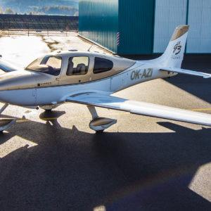 Off Market Aircraft in Czech Republic: 2008 Cirrus SR-22G3 GTS - 3