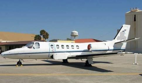 Off Market Aircraft in USA: 1978 Cessna 550 - 1