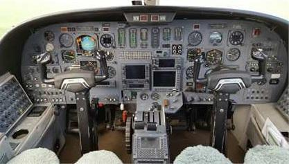 Off Market Aircraft in USA: 1978 Cessna 550 - 3