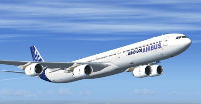 Off Market Aircraft in Germany: 2003 Airbus A340-600 - 1