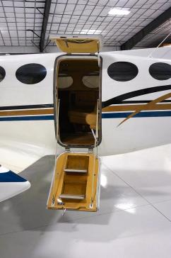 Off Market Aircraft in Tennessee: 1981 Cessna Conquest I Blackhawk - 2