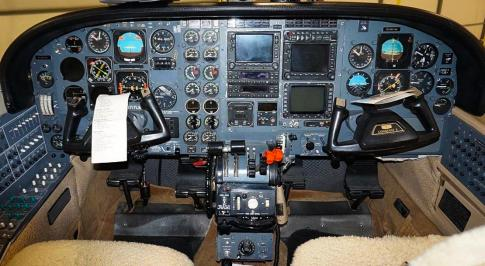 Off Market Aircraft in Tennessee: 1981 Cessna Conquest I Blackhawk - 3