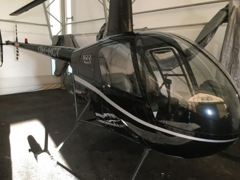 Off Market Aircraft in Finland: 2002 Robinson R-22 - 3