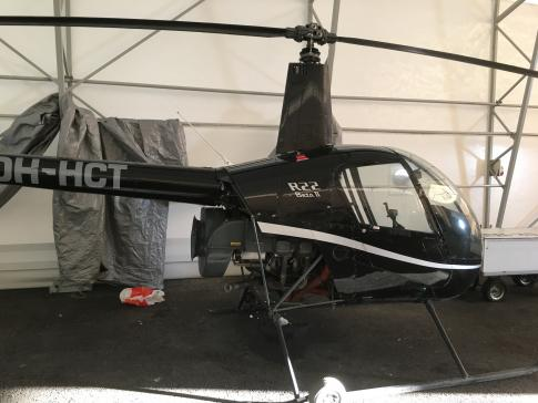 Off Market Aircraft in Finland: 2002 Robinson R-22 - 2