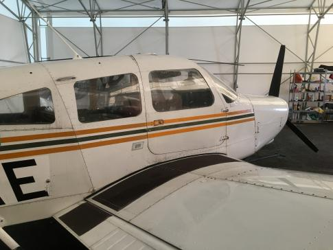 Off Market Aircraft in Finland: 1975 Piper Warrior - 3