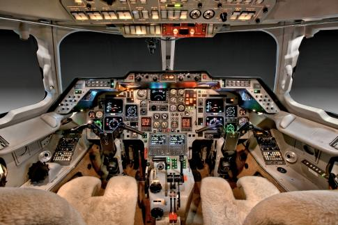 Off Market Aircraft in Connecticut: 1989 Hawker Siddeley 125-800A - 2