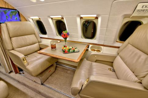 Off Market Aircraft in Connecticut: 1989 Hawker Siddeley 125-800A - 3
