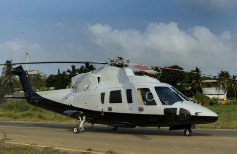 Off Market Aircraft in India: 2008 Sikorsky S-76C++ - 1