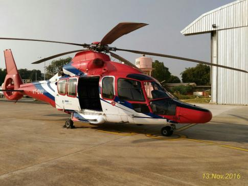 Off Market Aircraft in UK: 2008 Eurocopter EC 155B1 - 1