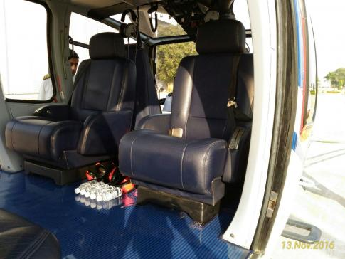 Off Market Aircraft in UK: 2008 Eurocopter EC 155B1 - 2
