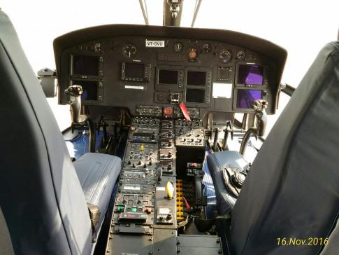 Off Market Aircraft in UK: 2008 Eurocopter EC 155B1 - 3