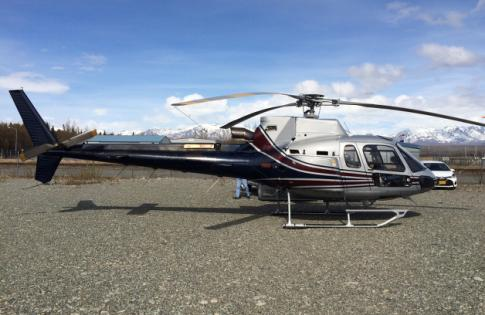 Off Market Aircraft in Alaska: 2011 Eurocopter AS 350B3 - 1