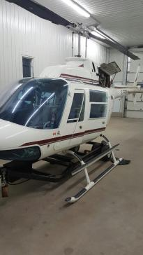 Off Market Aircraft in Quebec: 1974 Bell 206B - 1