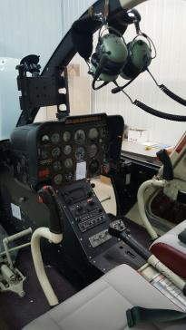 Off Market Aircraft in Quebec: 1974 Bell 206B - 2