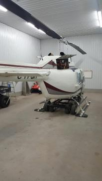 Off Market Aircraft in Quebec: 1974 Bell 206B - 3