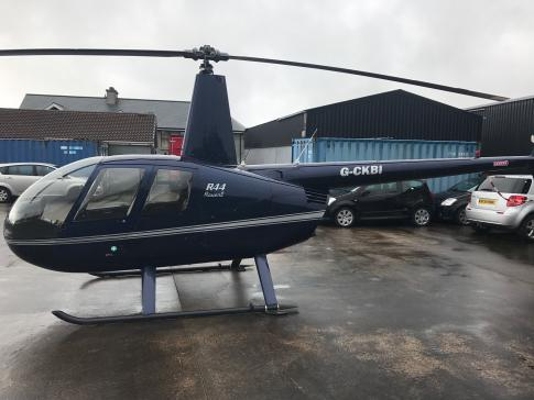 Off Market Aircraft in UK: 2007 Robinson Raven II - 1