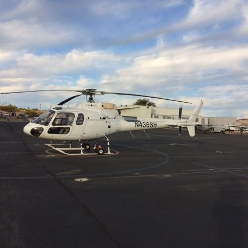 Off Market Aircraft in Nevada: 1996 Eurocopter AS 350B2/FX2 - 1