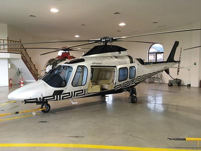 Off Market Aircraft in Romania: 2010 Agusta AW109S - 1