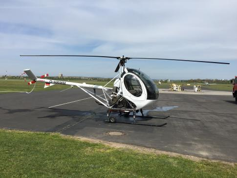 Aircraft for Sale in Germany: 2007 Schweizer 300CBi - 1
