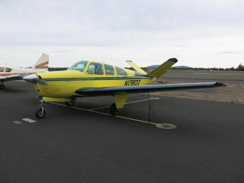 Off Market Aircraft in Oregon: 1961 Beech N35 - 1