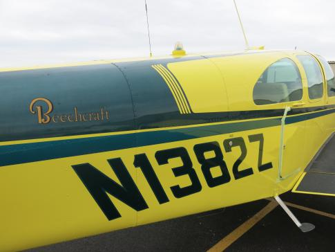 Off Market Aircraft in Oregon: 1961 Beech N35 - 3