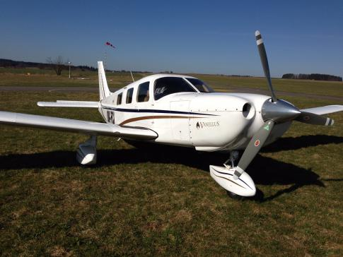 Off Market Aircraft in Czech Republic: 2005 Piper PA-32 - 1